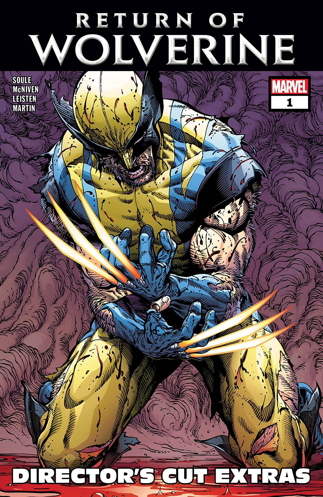Return Of Wolverine (2018-) #1 (of 5): Director's Cut Edition