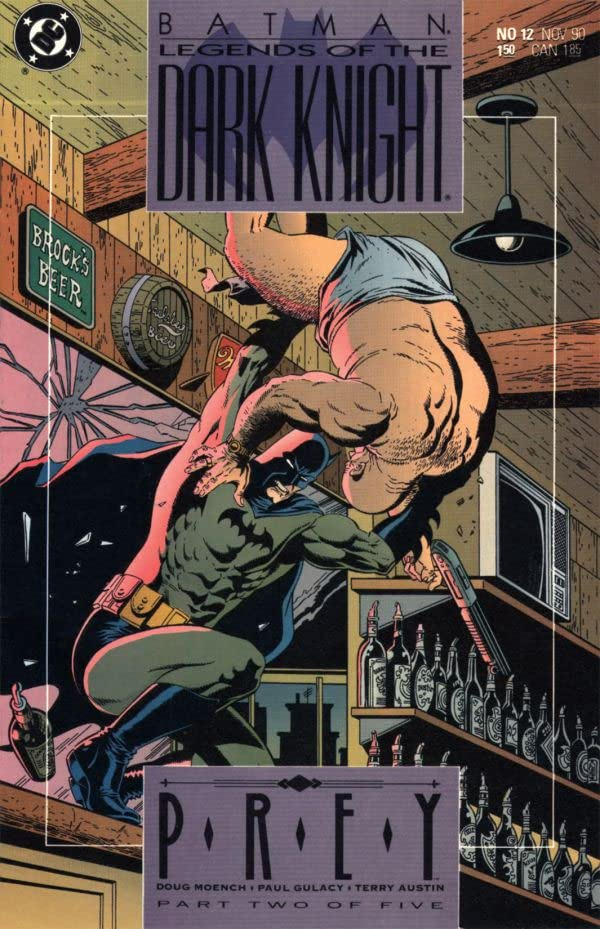 Batman: Legends of the Dark Knight #12