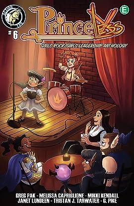 Princeless: Girls Rock/Girls Leadership Anthology #6