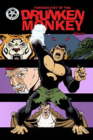 Furious Fist of the Drunken Monkey Vol. 1