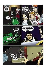 Furious Fist of the Drunken Monkey Vol. 2