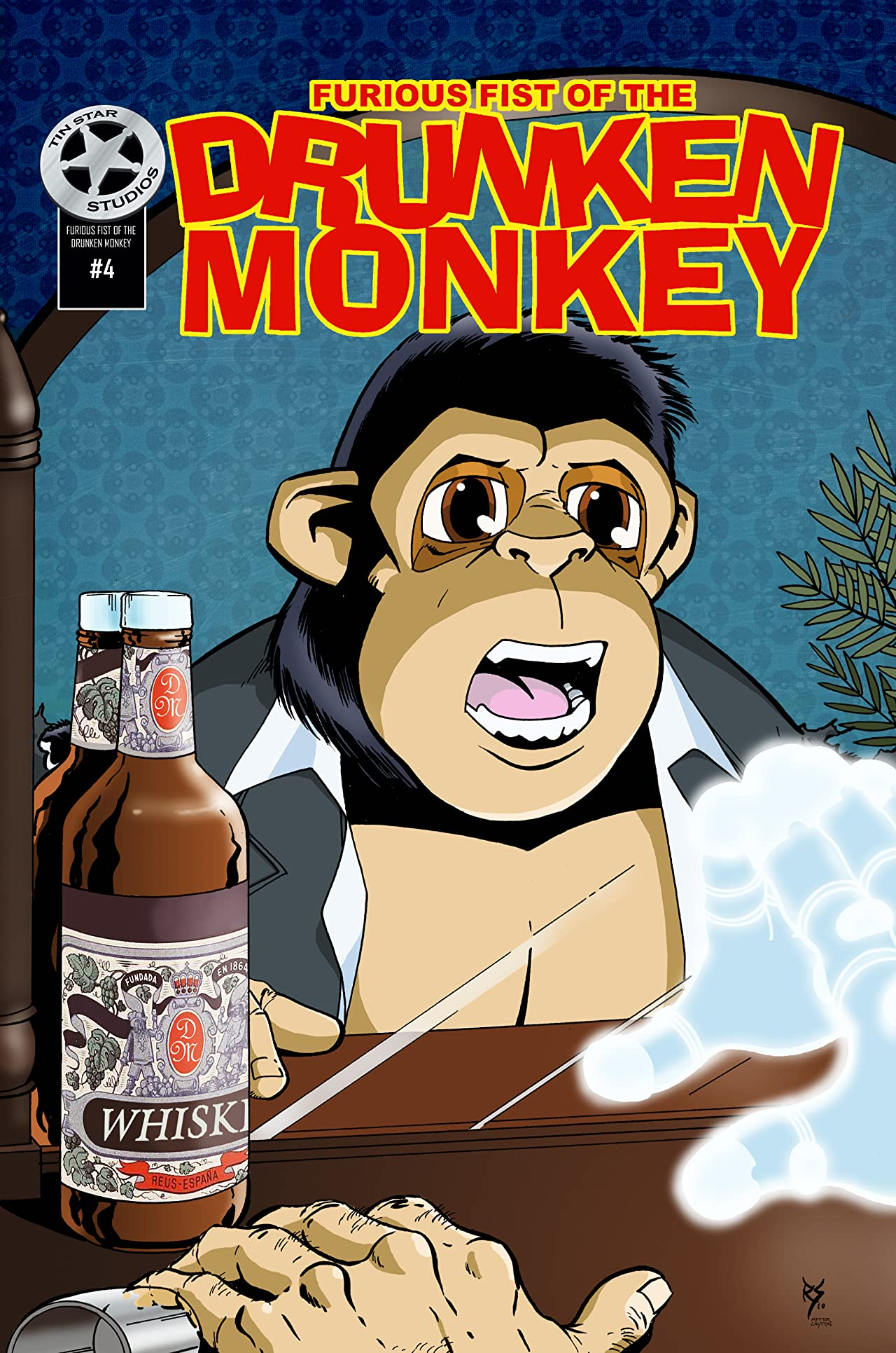 Furious Fist of the Drunken Monkey #4