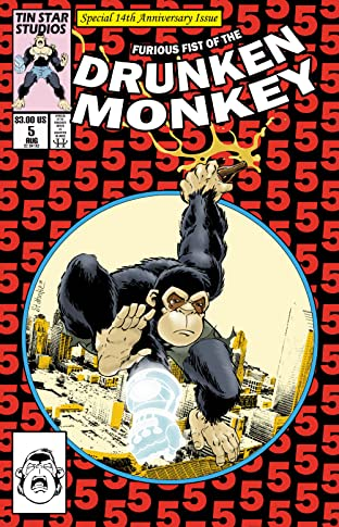 Furious Fist of the Drunken Monkey #5