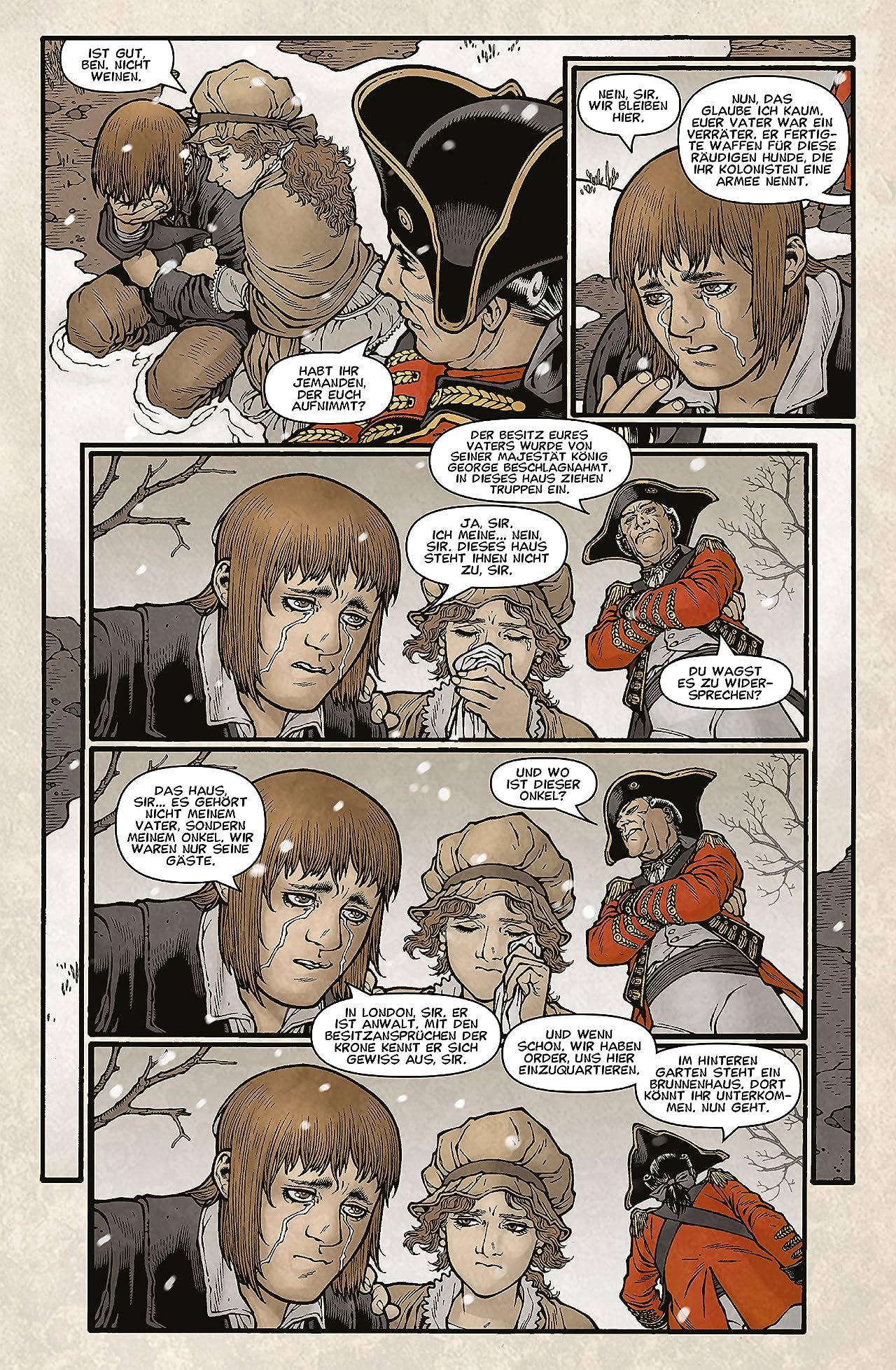 Locke & Key Master Edition Vol. 3