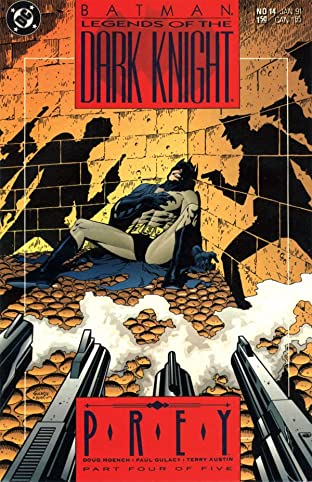 Batman: Legends of the Dark Knight No.14