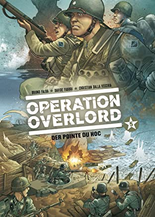 Operation Overlord Vol. 5: Der Pointe Du Hoc