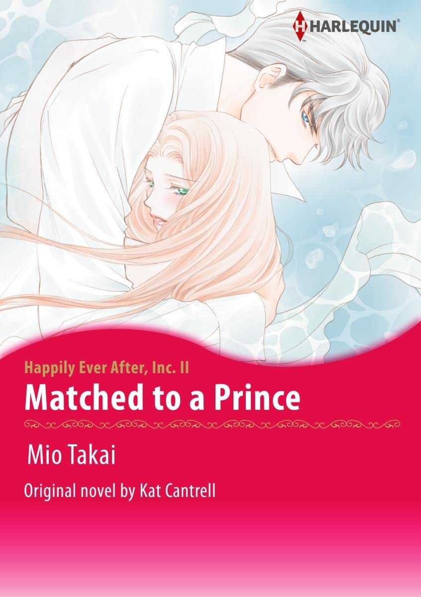 Matched to a Prince Vol. 2: Happily Ever After, Inc.