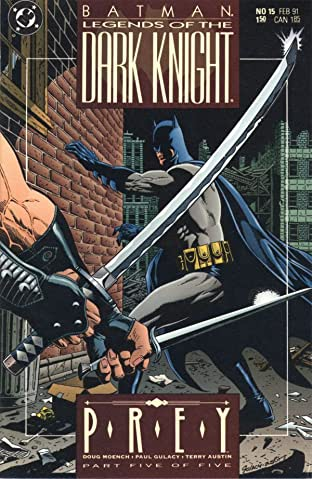 Batman: Legends of the Dark Knight No.15