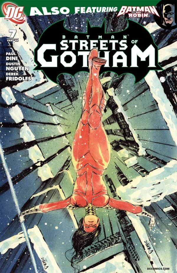 Batman: Streets of Gotham #7