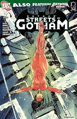 Batman: Streets of Gotham No.7