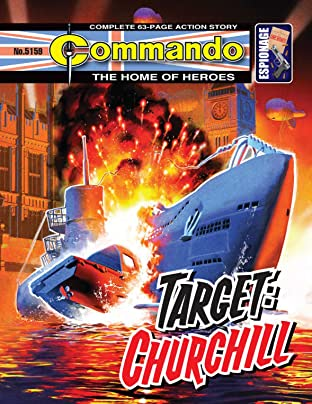 Commando #5159: Target: Churchill