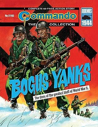 Commando #5160: Bogus Yanks