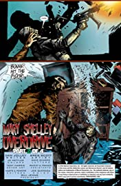 Sabretooth: Mary Shelley Overdrive (2002) #2 (of 4)