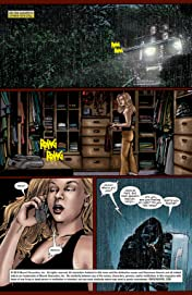 Sabretooth: Mary Shelley Overdrive (2002) #3 (of 4)