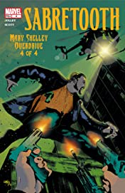 Sabretooth: Mary Shelley Overdrive (2002) #4 (of 4)