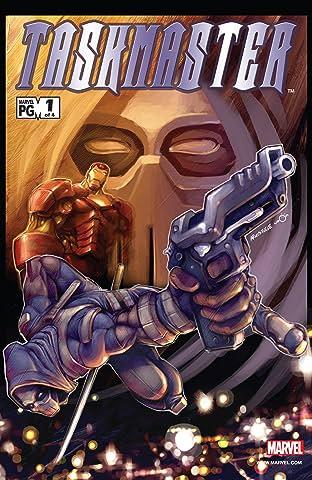 Taskmaster (2002) #1 (of 4)