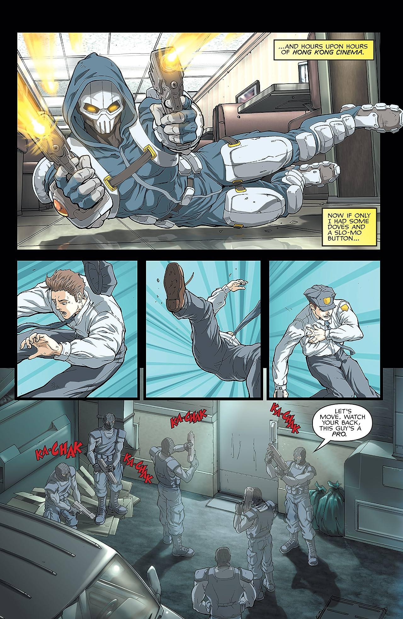 Taskmaster (2002) #2 (of 4)
