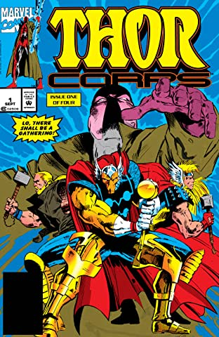 Thor Corps (1993) #1 (of 4)