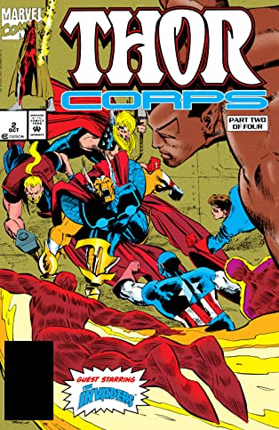 Thor Corps (1993) #2 (of 4)