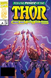 Thor Corps (1993) #4 (of 4)