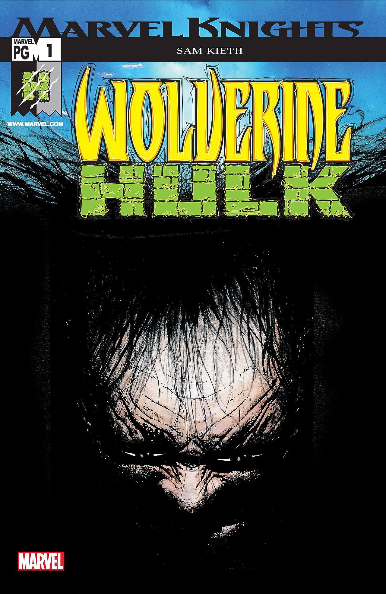 Wolverine/Hulk (2002) #1