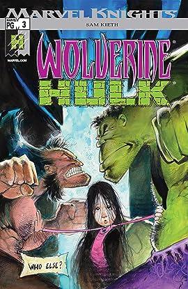 Wolverine/Hulk (2002) #3
