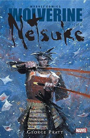 Wolverine: Netsuke (2002-2003) No.1