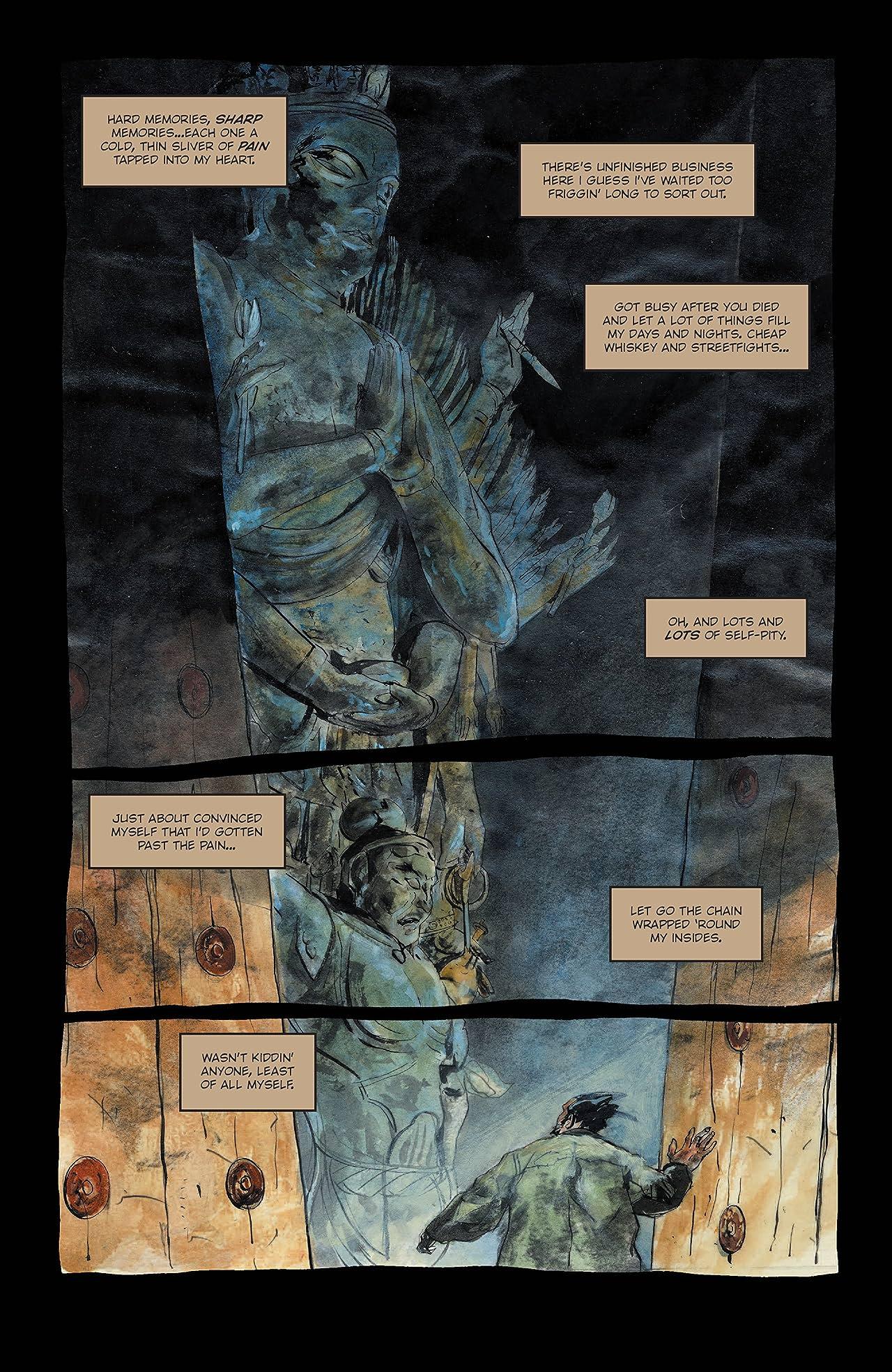 Wolverine: Netsuke (2002-2003) #1