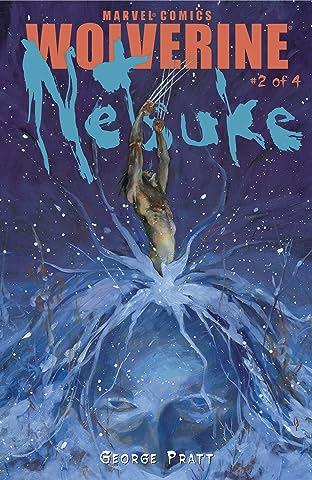 Wolverine: Netsuke (2002-2003) No.2