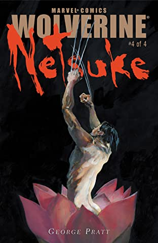 Wolverine: Netsuke (2002-2003) No.4