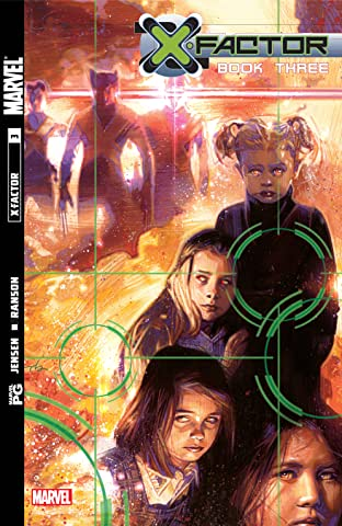 X-Factor (2002) #3 (of 4)