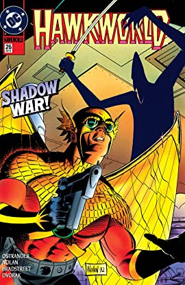 Hawkworld (1989-1993) #26