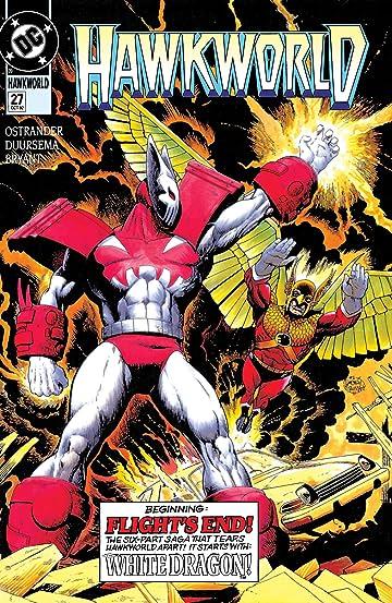 Hawkworld (1989-1993) #27