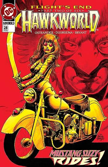 Hawkworld (1989-1993) #28