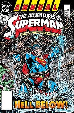 Adventures of Superman (1986-2006) Annual No.1