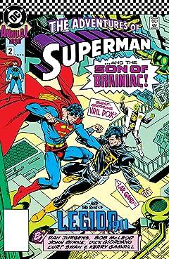 Adventures of Superman (1986-2006) Annual #2