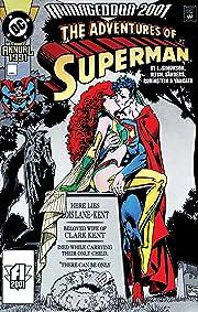 Adventures of Superman (1986-2006) Annual #3