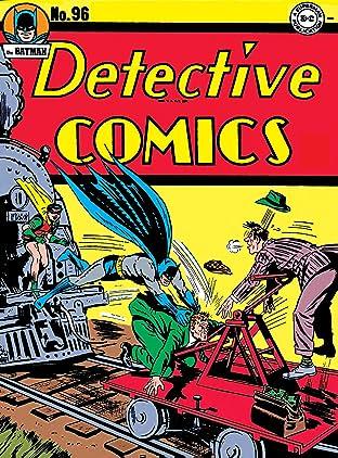 Detective Comics (1937-2011) #96