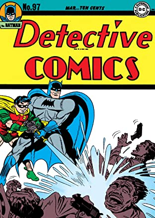 Detective Comics (1937-2011) #97