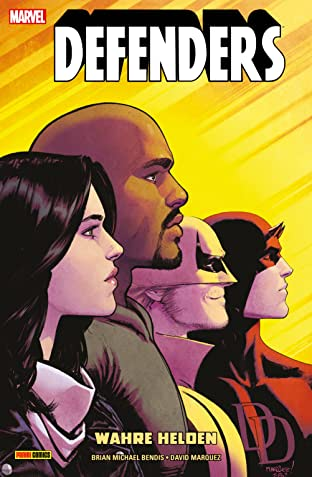 Defenders Vol. 2: Wahre Helden
