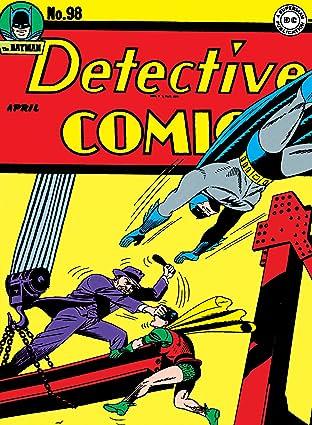 Detective Comics (1937-2011) #98