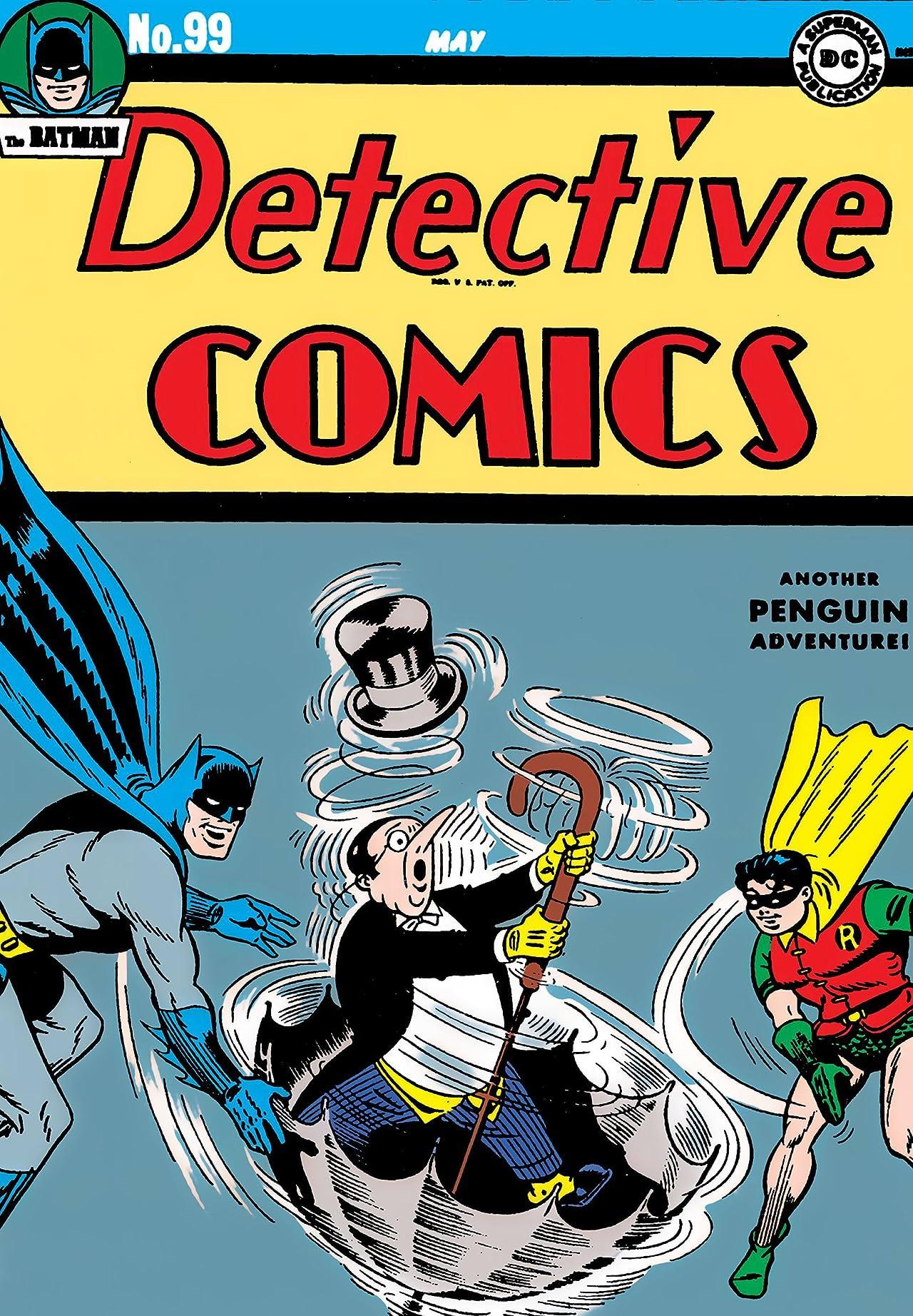 Detective Comics (1937-2011) #99