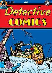Detective Comics (1937-2011) #100
