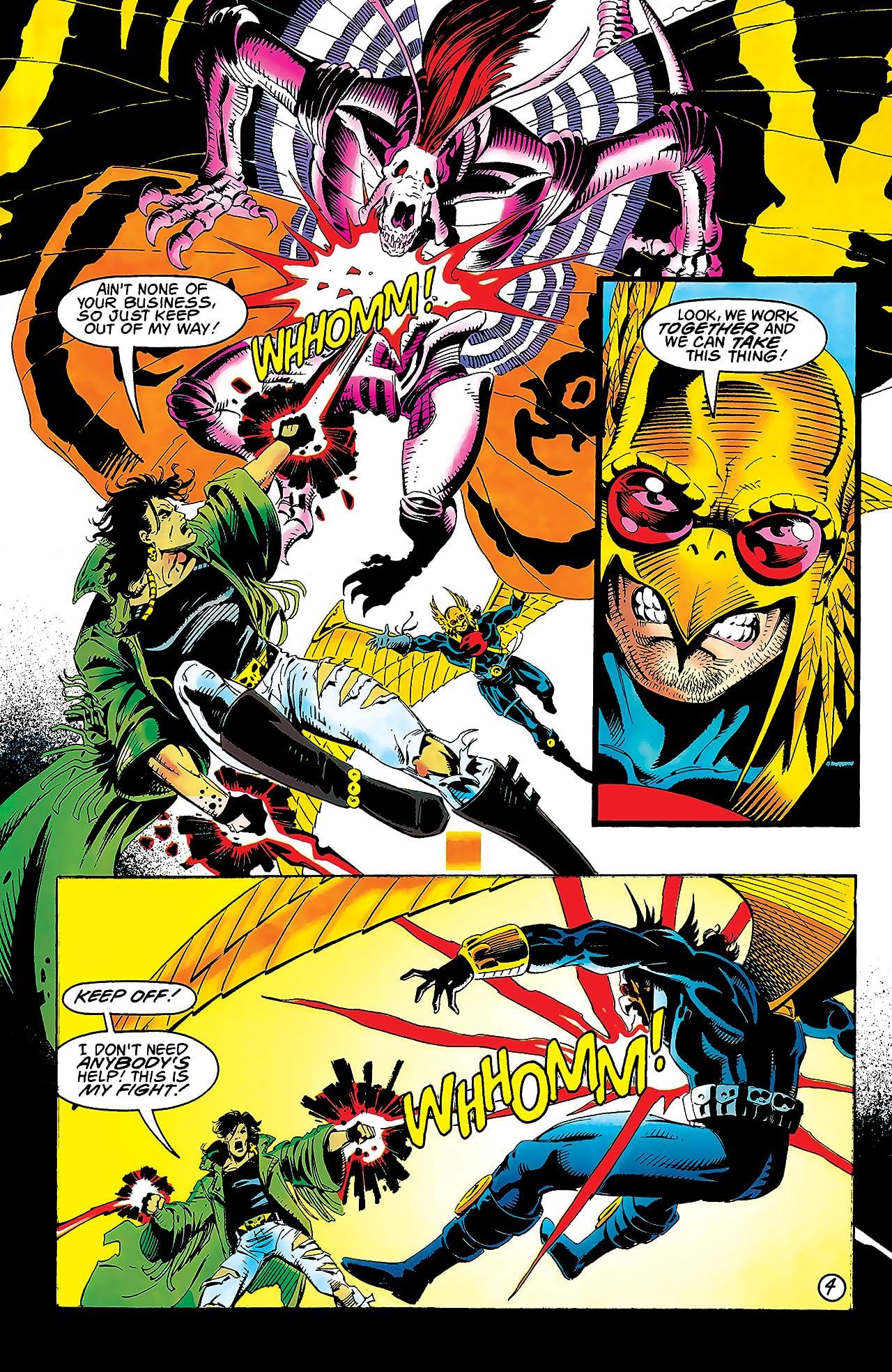 Hawkman (1993-1996) Annual #1