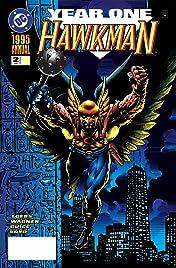 Hawkman (1993-1996) Annual #2