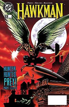 Hawkman (1993-1996) #33