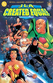 JLA: Created Equal (2000) #2