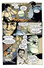 JLA: Island of Dr. Moreau (2002) #1