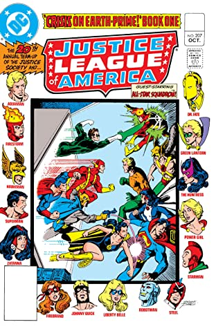 Justice League of America (1960-1987) #207