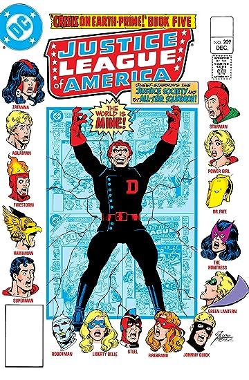 Justice League of America (1960-1987) #209